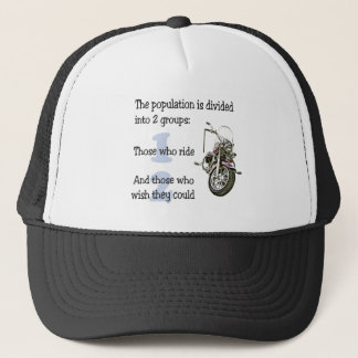 Two Kinds of People Trucker Hat