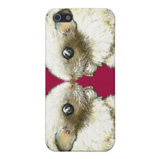 two kissing mice case for iPhone SE/5/5s