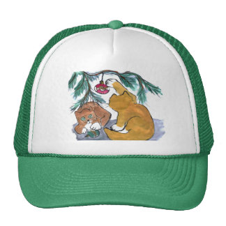 Two Kittens are more Fun Trucker Hat