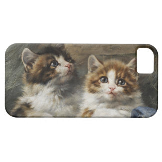 Two kittens iPhone SE/5/5s case