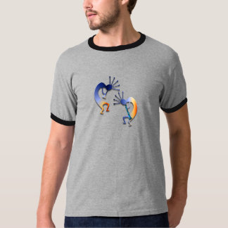 Two Kokopelli #13 T-Shirt