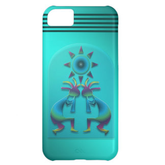 Two Kokopelli #41 Cover For iPhone 5C