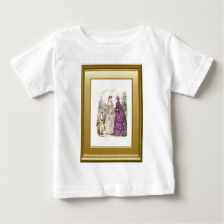 Two ladies and a child t shirt