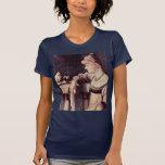 Two Ladies Detail By Carpaccio Vittore Shirts