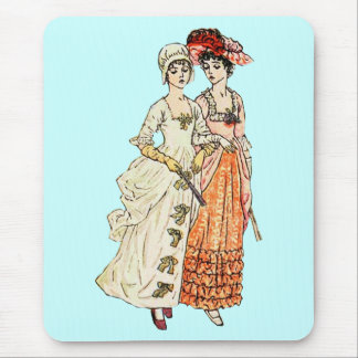 Two Ladies Mousemat