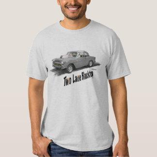 Two Lane Blacktop '55 Chevy T Shirt