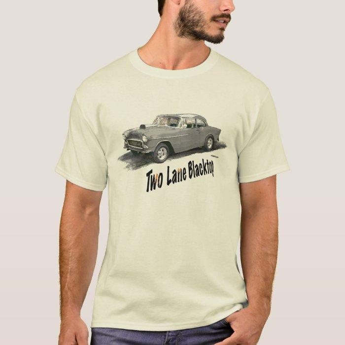 Lane Blacktop Movie Car