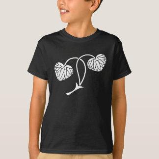 Two-leaf hollyhock T-Shirt