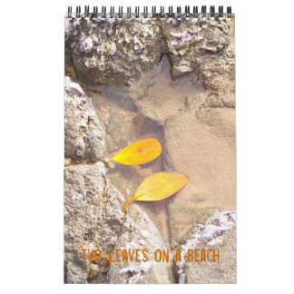 Two Leaves Calendar