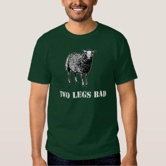 Two Legs Bad Sheep Shirts