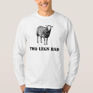 Two Legs Bad Sheep T-shirts