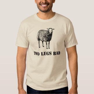 Two Legs Bad Sheep Tshirts