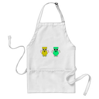 Two Little Birds Adult Apron