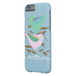 Two little birds barely there iPhone 6 case