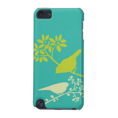Two Little Birds Ipod Touch (5th Generation) Case at Zazzle