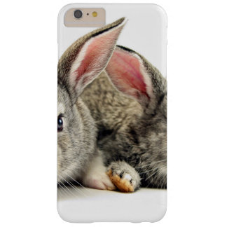 Two little cute Rabbits Barely There iPhone 6 Plus Case