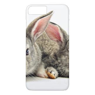 Two little cute Rabbits iPhone 7 Plus Case