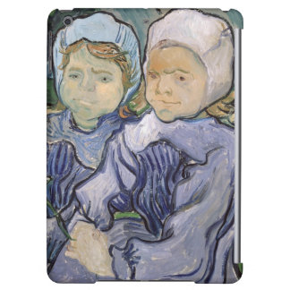 Two Little Girls, 1890 iPad Air Cases