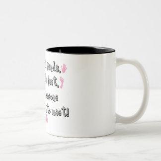 Two Little Hands Coffee Mug