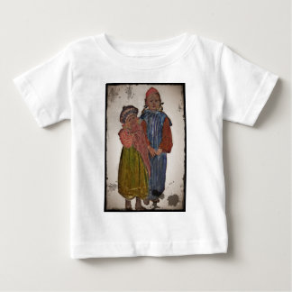 Two Little Sisters 1906 Baby T-Shirt