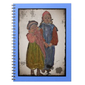 Two Little Sisters 1906 Notebook