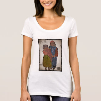 Two Little Sisters 1906 T-Shirt