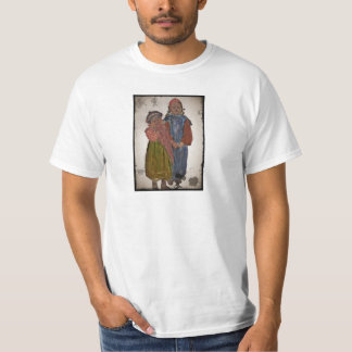 Two Little Sisters 1906 Tee Shirt