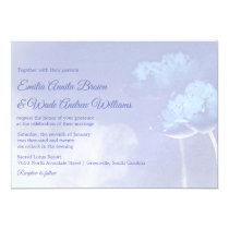 Two Lotus Flower Happily Together Lotus Wedding © Card