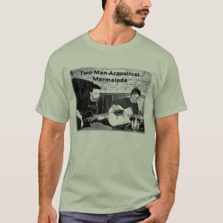 Two Man Acoustical Marmalade T-Shirt