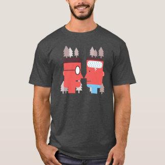 Two Man T-Shirt