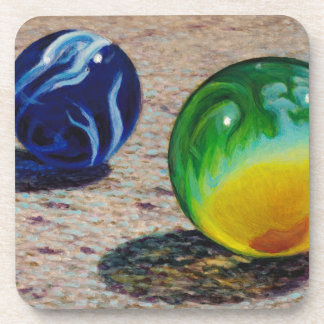 Two Marbles Coaster