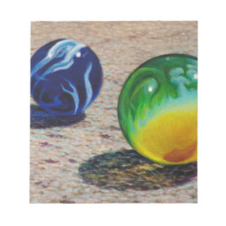 Two Marbles Notepad