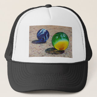 Two Marbles Trucker Hat