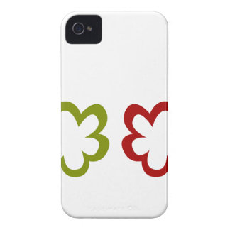Two Men Breathing Icon iPhone 4 Cases