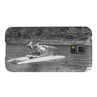 Two Men Galaxy S5 Cover