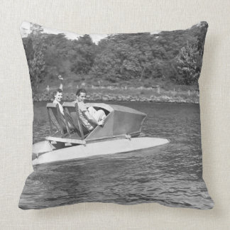 Two Men Pillows