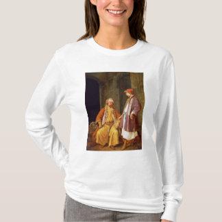 Two Merchants Conversing T-Shirt