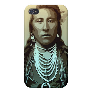 Two Moon - Crow iPhone 4/4S Cases