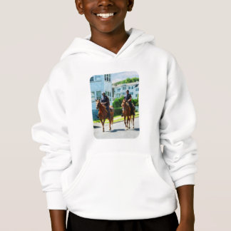 Two Mounted Police Hoodie