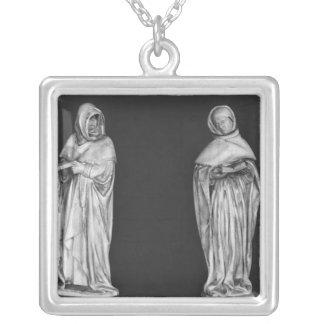 Two Mourners Custom Jewelry