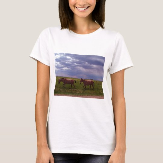 Two Mules T-Shirt