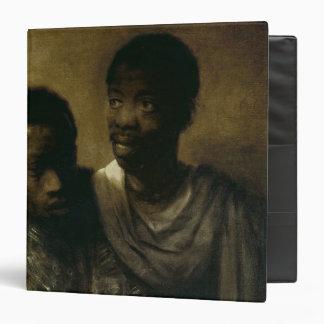 Two Negroes, 1661 Vinyl Binders
