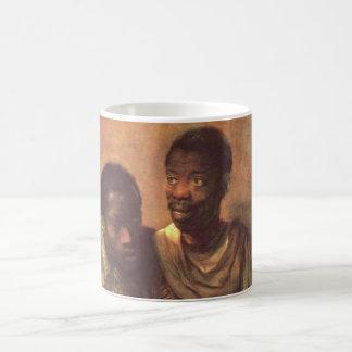 Two Negroes Coffee Mug