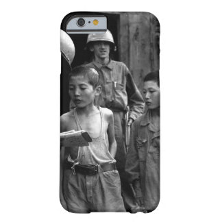 Two North Korean boys_War Image Barely There iPhone 6 Case