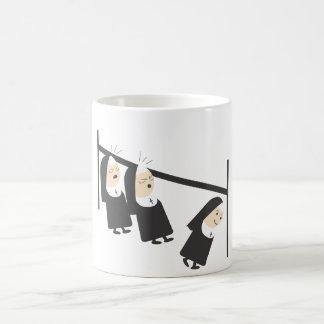 Two nuns... coffee mug