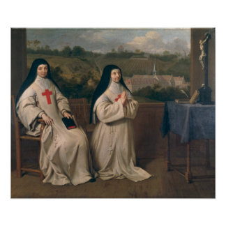 Two Nuns Posters