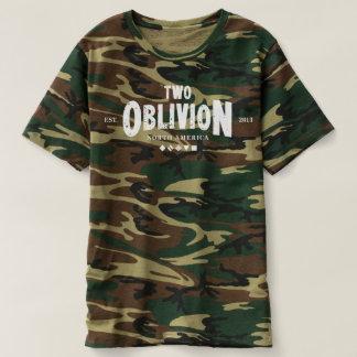 Two Oblivion 3rd Anniversary Camo T-Shirt