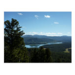 Two Ocean Lake at Grand Teton National Park Postcard