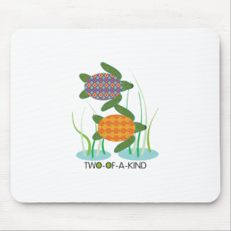 Two Of A Kind Mousepad