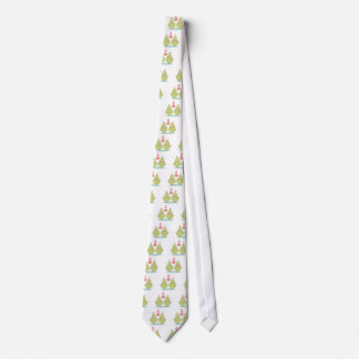 Two of a Pear Tie